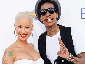Amber Rose On Baby Sebastian: 'I Fell In Love All Over Again' - amber rose baby
